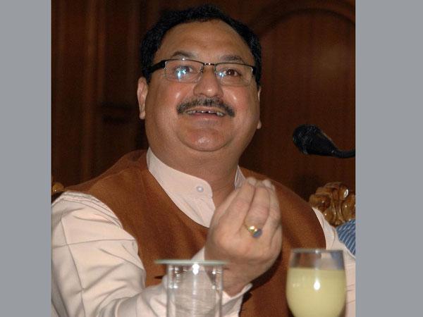 Nadda front-runner for BJP prez post