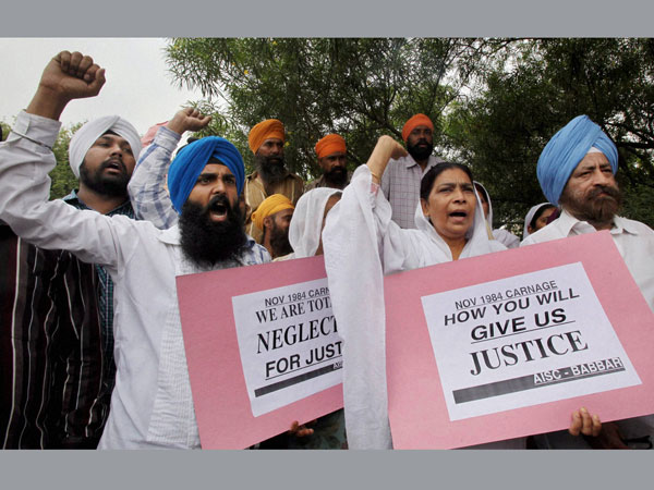 Sikh group challenges dismissal of 1984 case against Congress