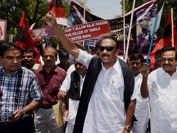 MDMK chief Vaiko detained in Delhi