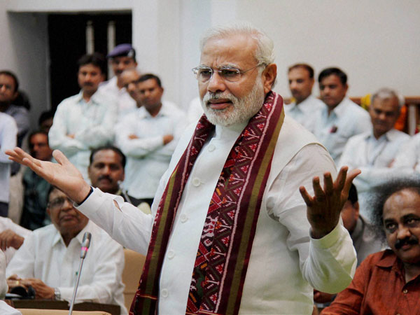 Modi hopes for good govt in FB post
