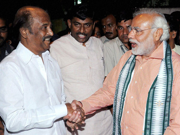 Rajnikanth to miss Modi's swearing-in