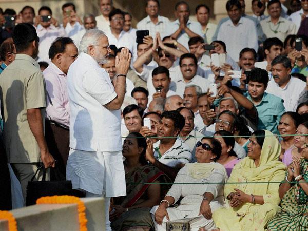 Modi swearing-in