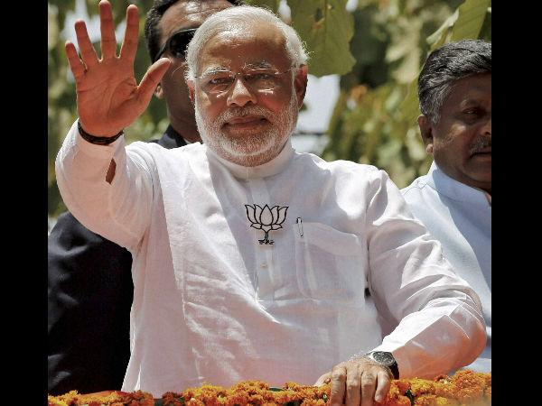 Modi to take oath with other members