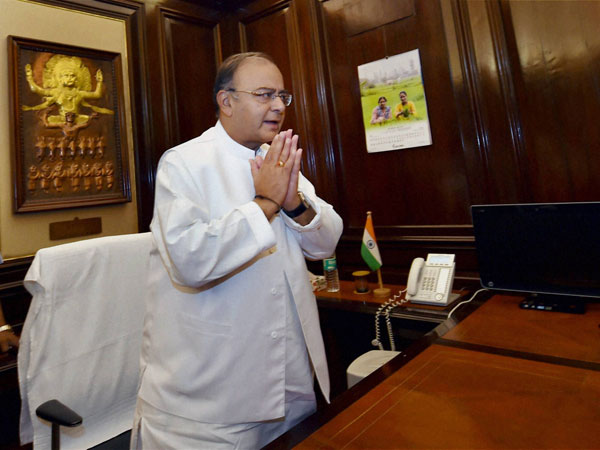Jaitley hints at cabinet expansion