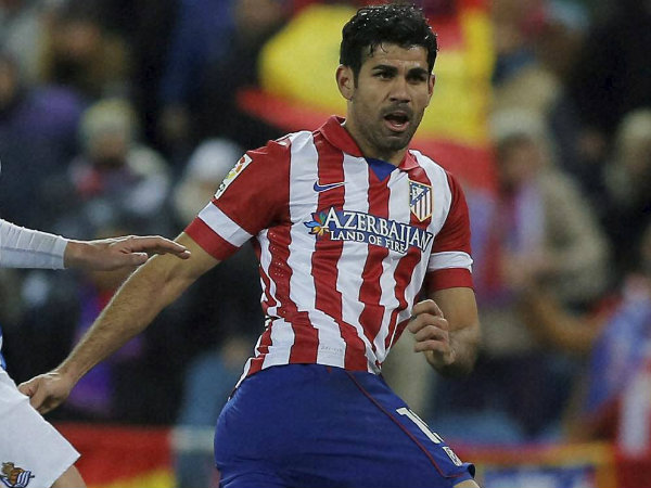 Spain's Costa doubtful for World Cup with hamstring injury