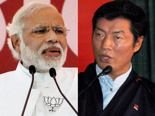 Modi invite to PM-in-exile thrills Tibet