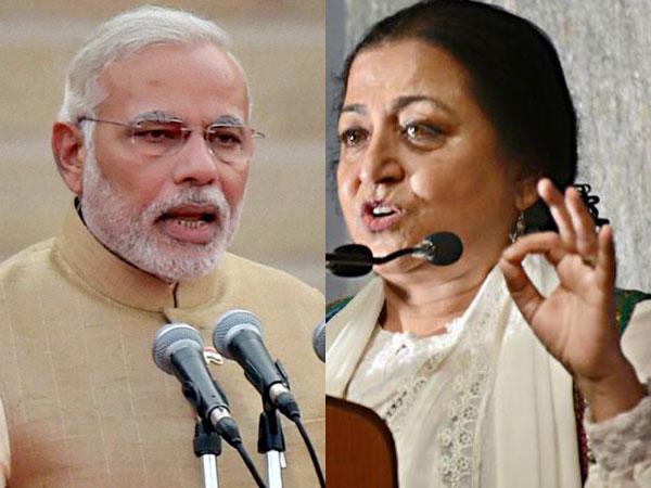 Madhu Kishwar cautions PM Narendra Modi