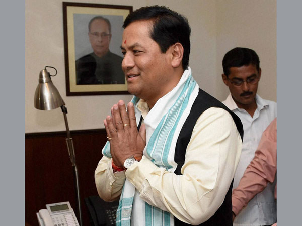 File photo: Sports Minister Sarbananda Sonowal has ordered a probe