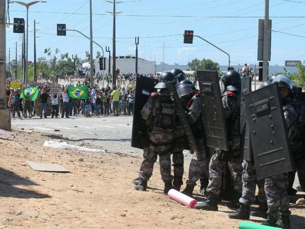 Brazil outrage