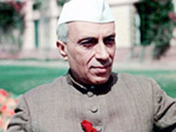 Slovenia pays tribute to Nehru