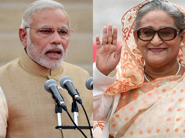 Bangla PM pins hope on Narendra Modi