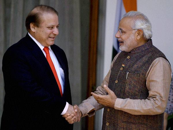 Modi-Sharif meet