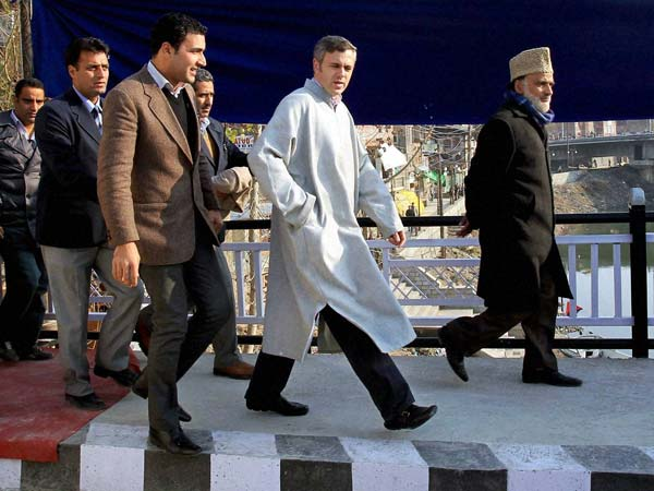 New power projects in J&K: Omar Abdullah