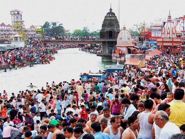 Strategy to clean Ganga