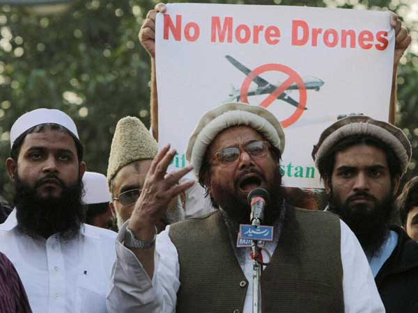 Hafeez Saeed threatens to wage jihad