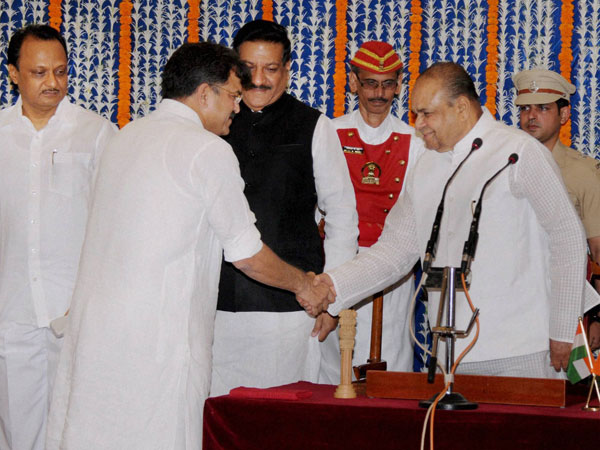 NCP leader sworn-in as minister
