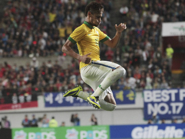 Brazil jump to No.3 in FIFA rankings ahead of World Cup