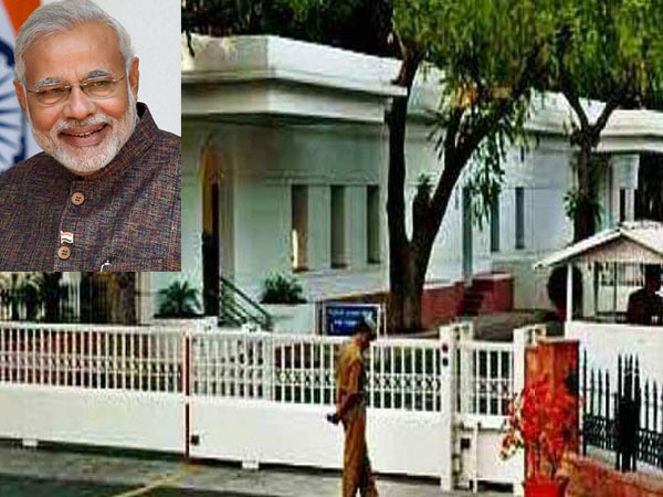 PM Modi moves to official RCR residence