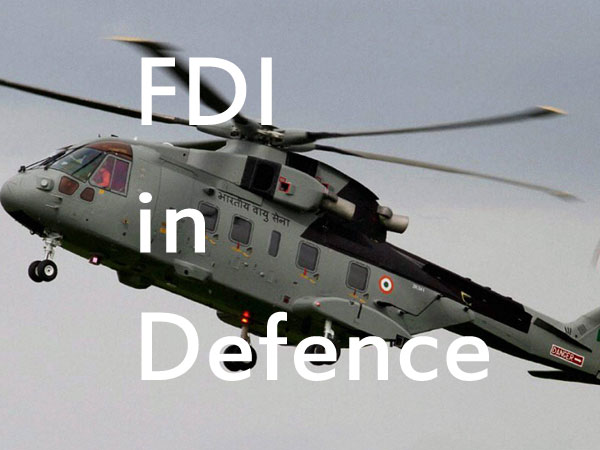 FDI in Defence