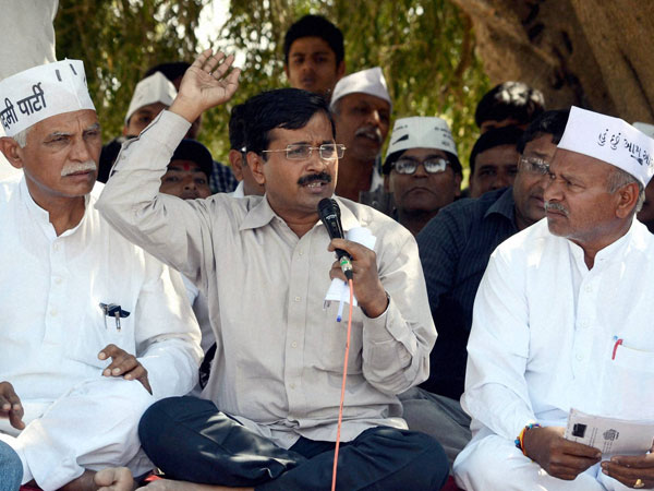 Kejriwal apologises, seeks second chance
