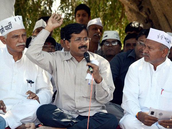 Kejriwal apologises, seeks second chance