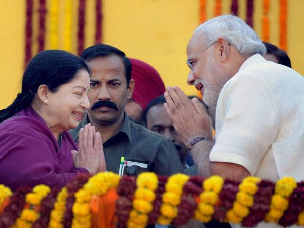 Jaya to meet Modi