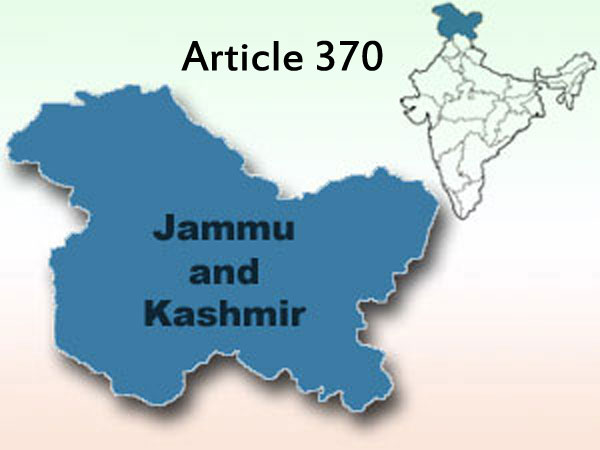 Article 370 a closed chapter