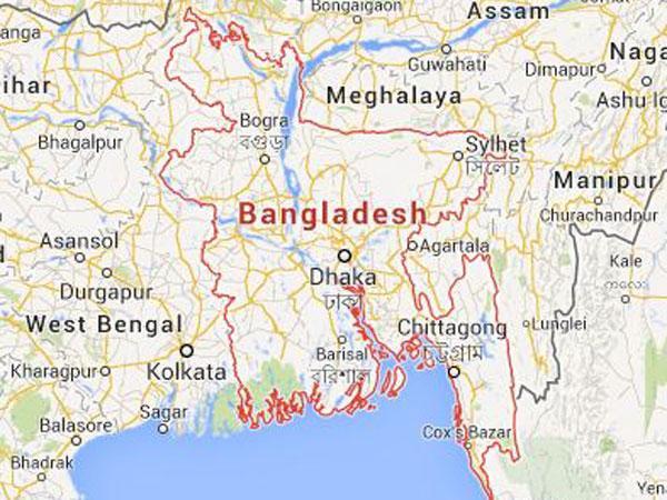 Bangladesh, Myanmar exchange fire
