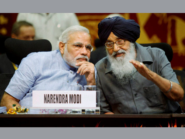 Badal to meet Narendra Modi