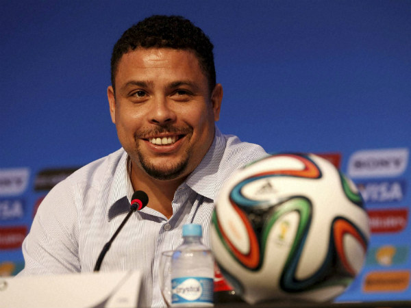 Ronaldo defends police force against World Cup protesters
