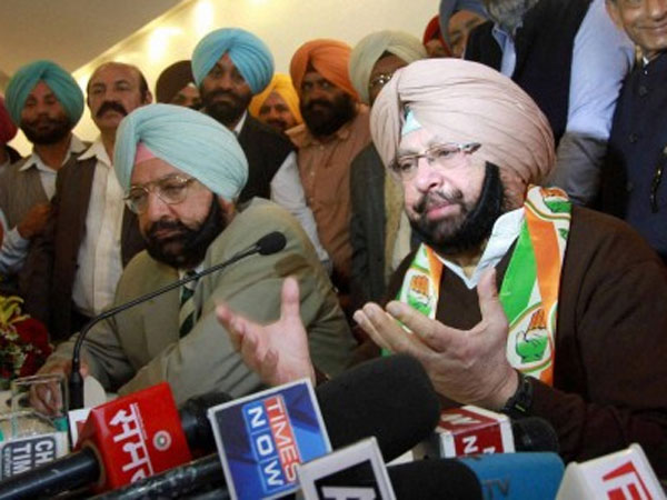 What did PM achieve during the US visit, asks Amarinder Singh