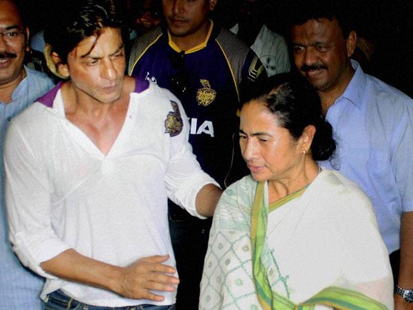 Mamata Shahrukh