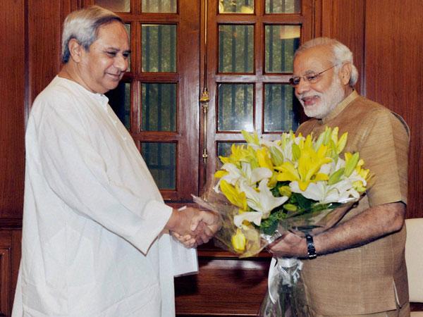 Patnaik meets Modi