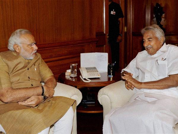 Chandy meets Modi