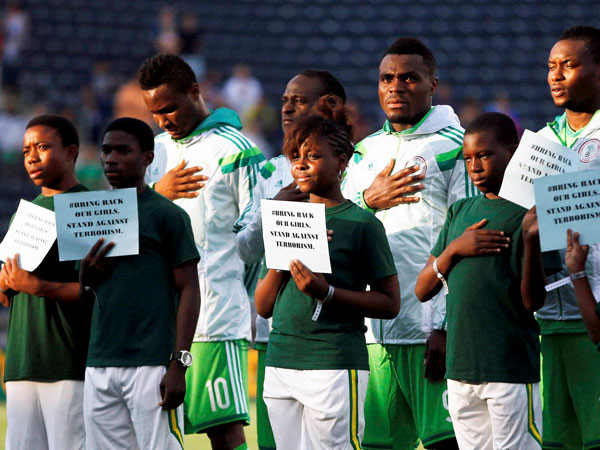 Support pours in for kidnapped Nigerian girls