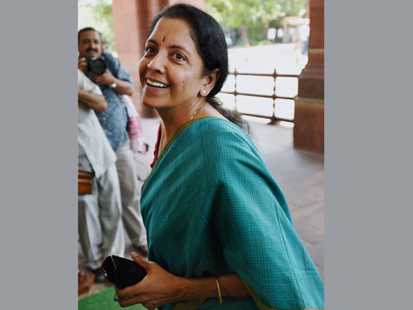 Union Minister for Commerce and Industry, Nirmala Sitharaman