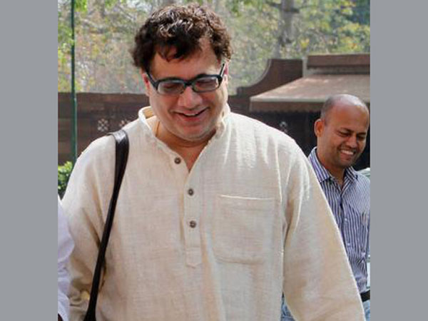TMC MP's brother joins BJP