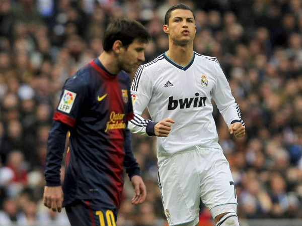 Ronaldo more popular than Messi with Indian fans