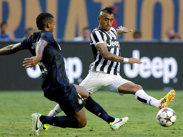 Vidal told to skip World Cup 2014