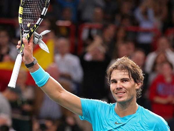 Nadal beats Ferrer to face Murray