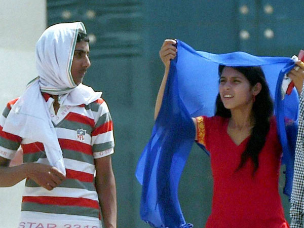 Mercury touches 46 degrees C in Delhi