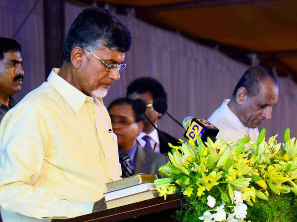 Naidu, 18 ministers to take oath
