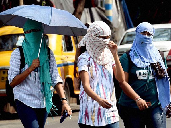 heat in Delhi