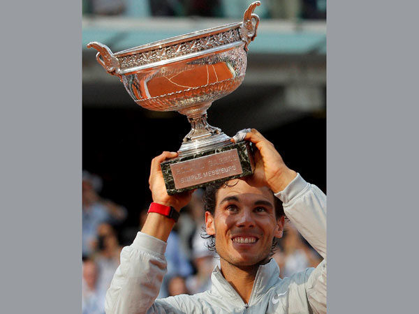 Nadal wins ninth French Open