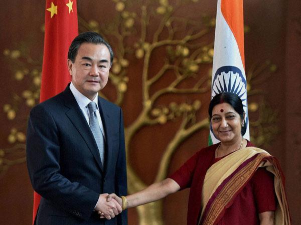 Chinese media on minister's Delhi visit