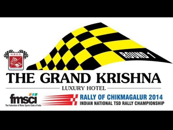 TSD Rally: Satish and Savera win Chikmagalur leg