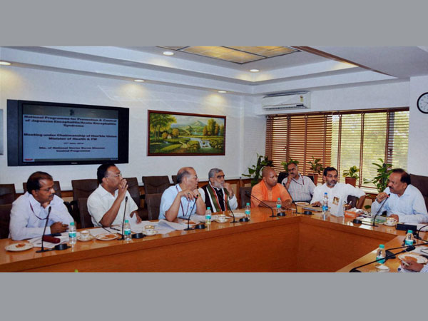 Union Minister for Health and Family Welfare, Harsh Vardhan