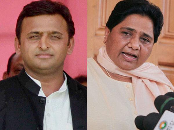 Mayawati hits out at Akhilesh Yadav