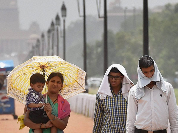 No respite from heat in the national capital