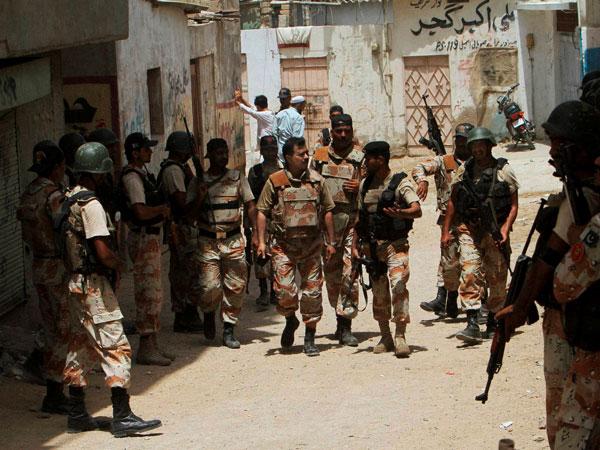 FIR filed against TTP for Karachi attack